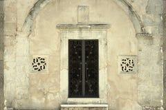 Ancient facade Royalty Free Stock Photography
