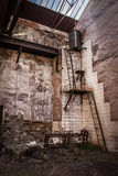 Ancient Facilities Abandoned  Alquife Mines Stock Image