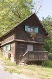 Farmhouse in Austria Royalty Free Stock Image