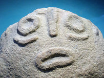 Ancient figure Stock Image