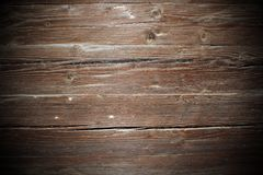 Ancient fir wood texture Stock Photography