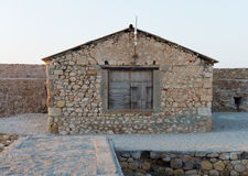Ancient fisherman's house. Stock Photos