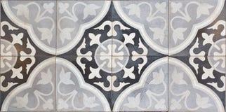 Ancient floor tiles Stock Image