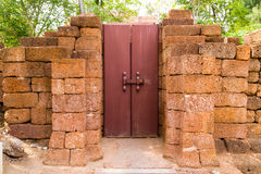Ancient fort Royalty Free Stock Photos