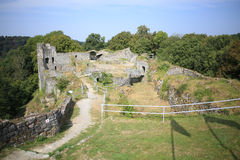 Ancient Fort of Longe, Belgium Royalty Free Stock Image