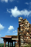 Ancient Fort-Madhya Pradesh Royalty Free Stock Photo