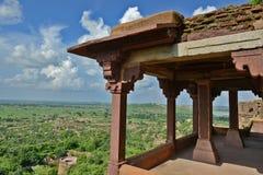 Ancient Fort-Madhya Pradesh Stock Photography
