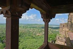 Ancient Fort-Madhya Pradesh Royalty Free Stock Image