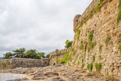 Ancient Fortezza fortress Stock Photography