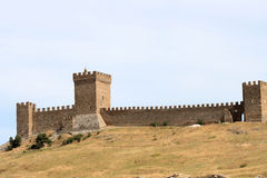 Ancient Fortress Royalty Free Stock Images