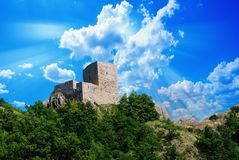 Ancient fortress royalty free stock image