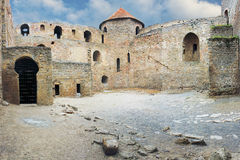 Ancient fortress Stock Images