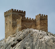 Ancient Fortress Royalty Free Stock Photography