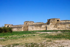 Ancient  fortress in Belgorod-Dniester Stock Photo