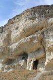Ancient fortress of Calais in Crimea Stock Photos