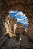 Ancient fortress Stock Photography