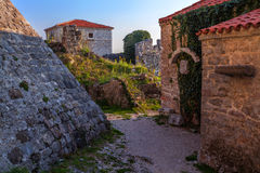 Ancient fortress Royalty Free Stock Photo