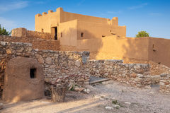 Ancient fortress, Iberian Citadel of Calafell Stock Photography