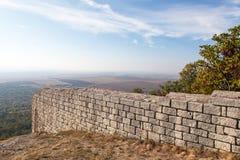 A ancient fortress Madara Royalty Free Stock Images