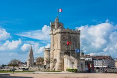 Free Ancient Fortress Of La Rochelle France Royalty Free Stock Photo - 118499925