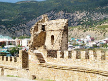 Ancient fortress Royalty Free Stock Photos