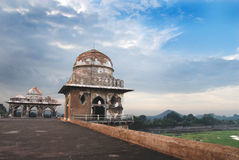 Ancient Forts of India Royalty Free Stock Photography