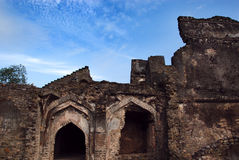 Ancient Forts of India Royalty Free Stock Photo