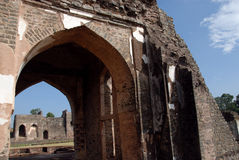 Ancient Forts of India Stock Images
