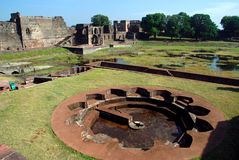 Ancient Forts of India Stock Photography