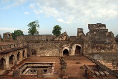 Ancient Forts of India Royalty Free Stock Image