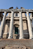 The Ancient Forum, Rome Italy Royalty Free Stock Photography