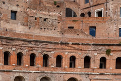 Ancient Forum Structure Royalty Free Stock Photo