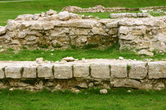 Ancient foundation Royalty Free Stock Images