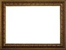 Ancient frame. For a picture Royalty Free Stock Photo