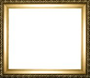 Ancient frame. For a picture Royalty Free Stock Photos