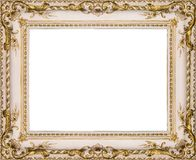 Ancient frame. For a picture Royalty Free Stock Images