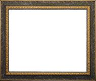 Ancient frame. For a picture Stock Photography