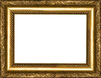Ancient frame. For a picture Royalty Free Stock Image