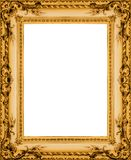 Ancient frame Stock Photography