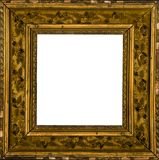 Ancient frame. For a picture Stock Photo