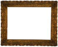 Ancient frame Stock Image