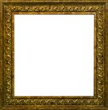 Ancient frame. For a picture Royalty Free Stock Photography