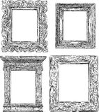 Ancient frames Royalty Free Stock Photo