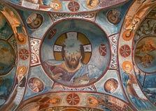 Ancient fresco Royalty Free Stock Photo