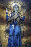 Ancient frescoe in Saint Sophia Cathedral, Kiev, Ukraine Stock Photos