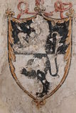 Ancient frescoes Stock Images