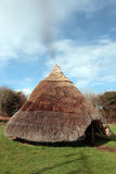 Ancient gaelic dwelling Stock Images
