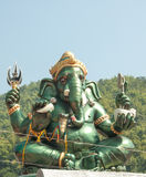 Ancient Ganesh Royalty Free Stock Image