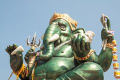 Ancient Ganesh Royalty Free Stock Images