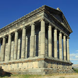 Ancient Garni Pagan Temple, Armenia Royalty Free Stock Photography